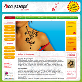 Bodystamps